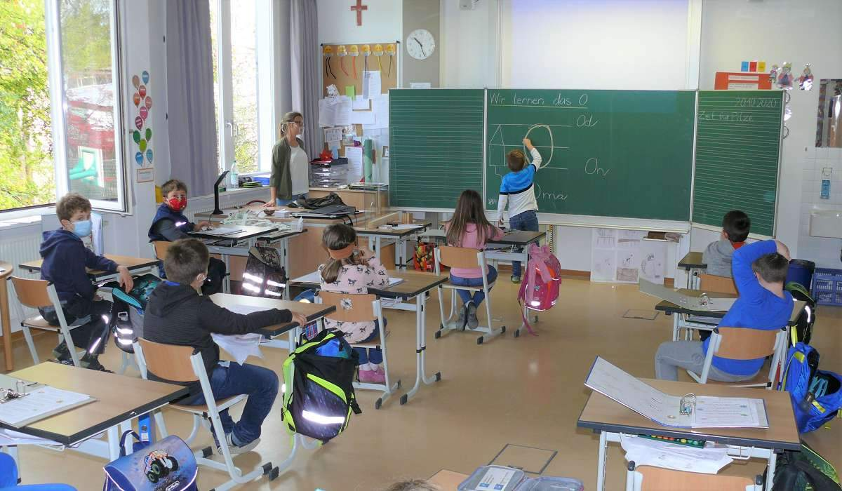 Klassenzimmer Kampenwand-Schule (3)