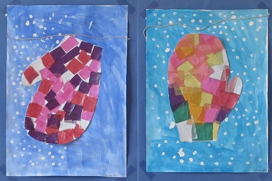 Kunstwerke Kampenwand-Schule (2)