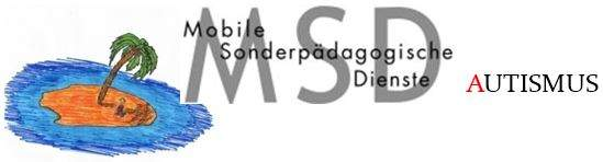 Logo MSD Autismus