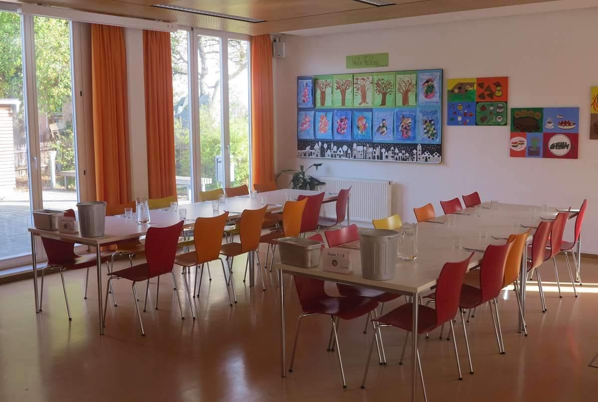 Mensa Kampenwand-Schule (1)