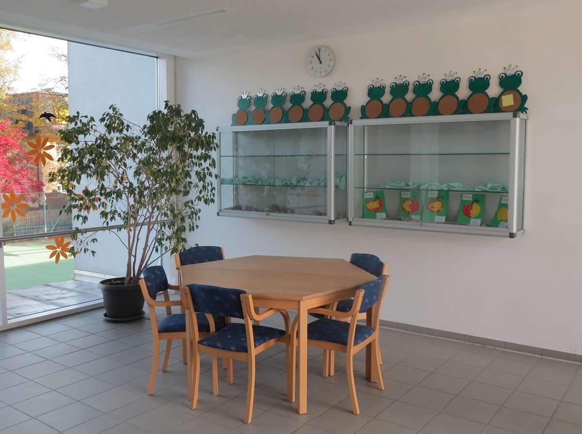 Treppenhaus Kampenwand-Schule (1)