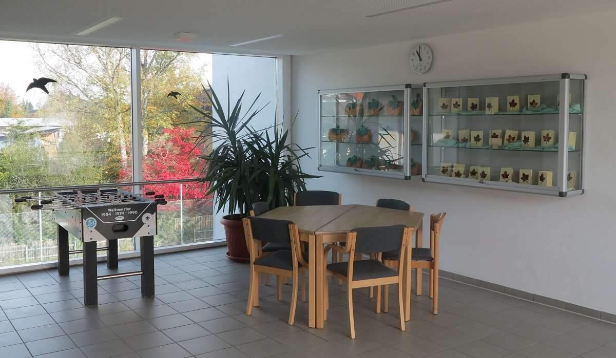 Treppenhaus Kampenwand-Schule (2)