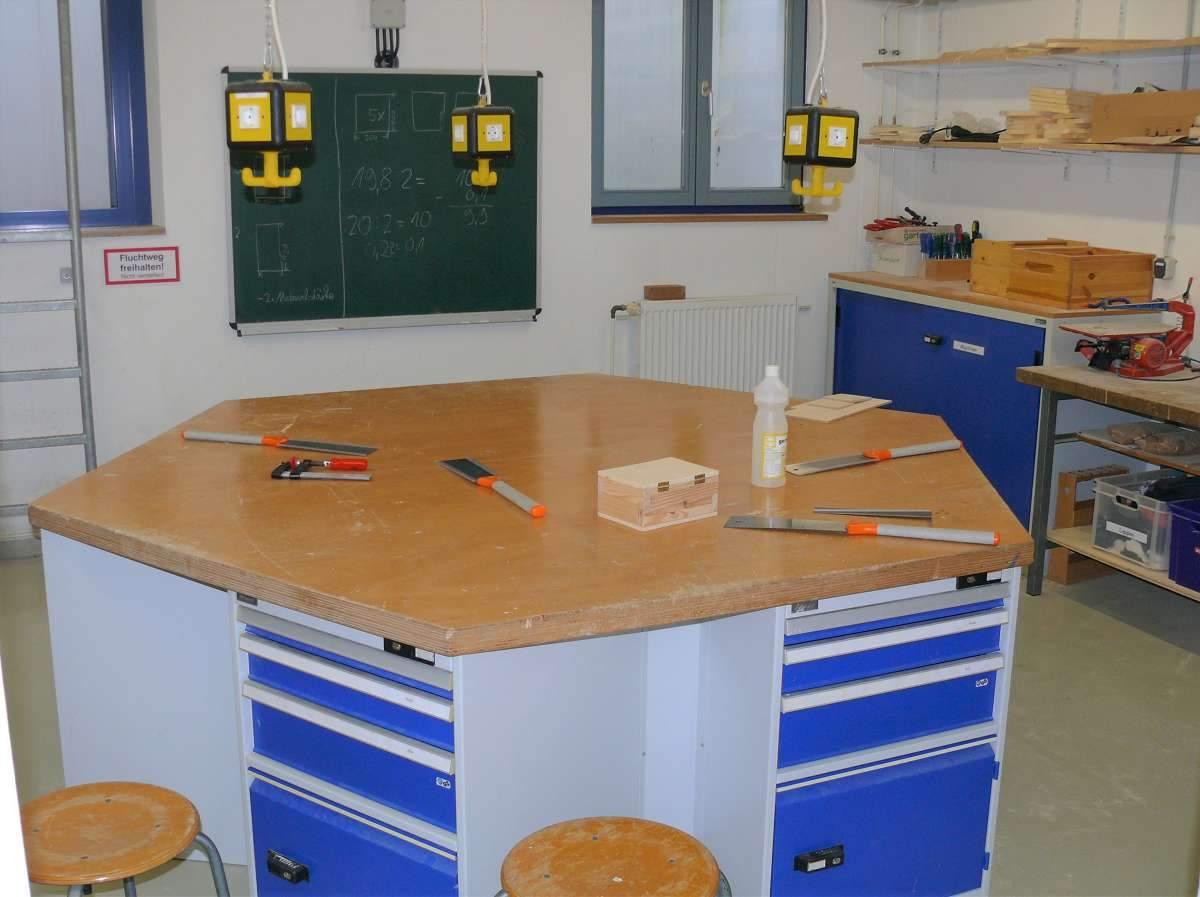 Werkraum Kampenwand-Schule